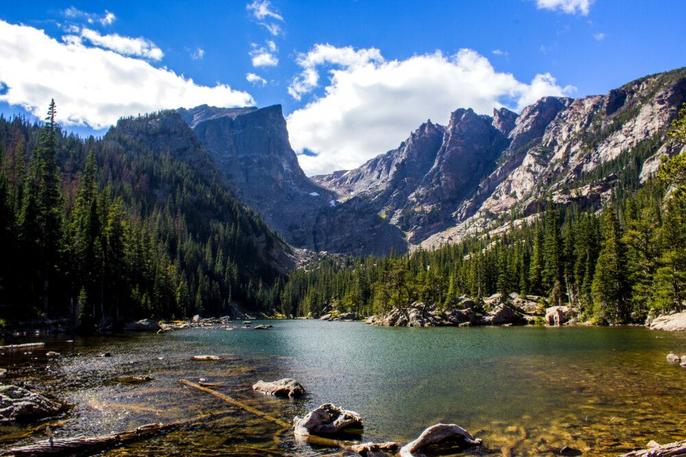 USA | Colorado - Rocky Mountain High – Die Gipfel Colorados