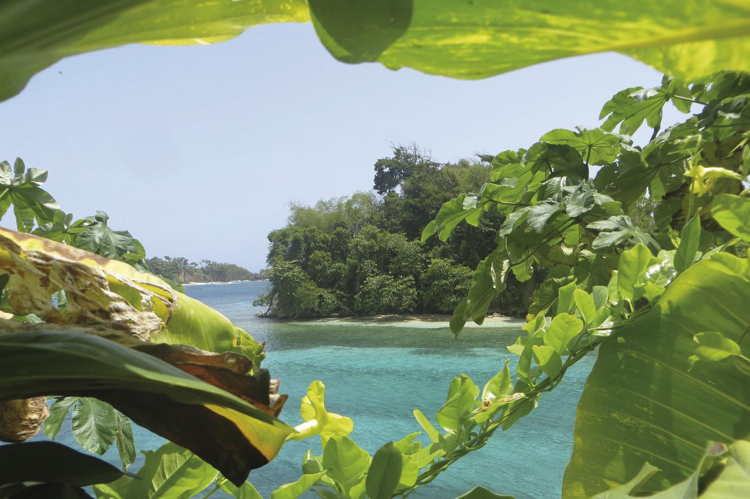 Ursprüngliches Jamaika
